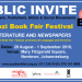 Jozi Book Fair Invite